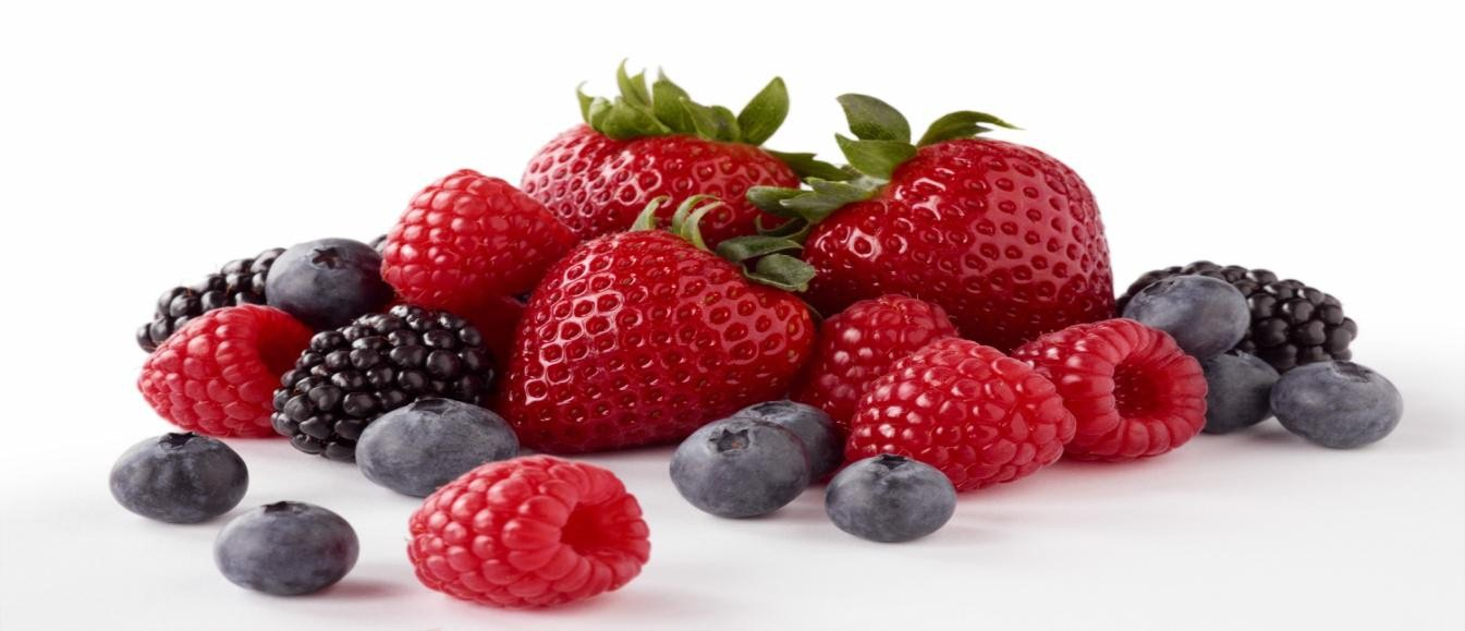 BERRIES for lowering both inflammation and blood pressure